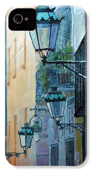 Spain Series 07 Barcelona  IPhone 4 / 4s Case by Yuriy Shevchuk