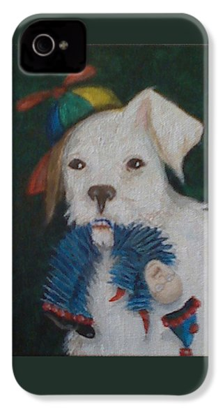 Sparky And Dick IPhone 4 Case