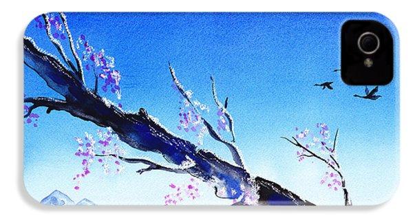 Spring In The Mountains IPhone 4 Case by Irina Sztukowski