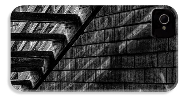IPhone 4 Case featuring the photograph Stairs by David Patterson