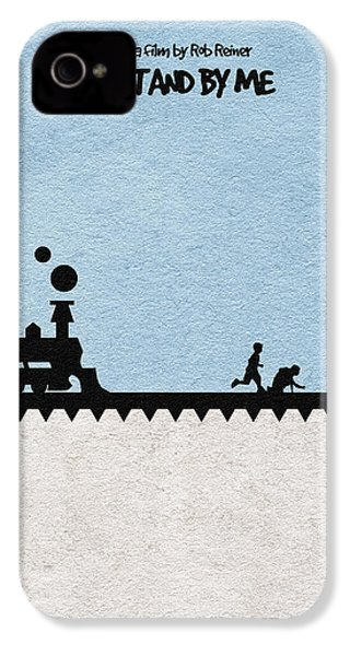 Stand By Me IPhone 4 Case by Ayse Deniz