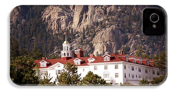 Stanley Hotel Estes Park IPhone 4 Case