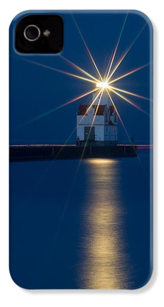 Star Bright IPhone 4 Case by Bill Pevlor