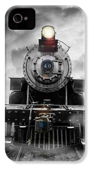 Steam Train Dream IPhone 4 Case