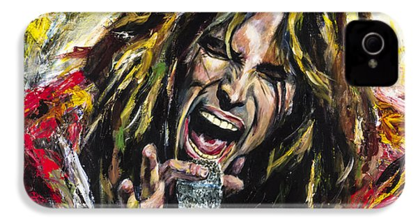 Steven Tyler IPhone 4 / 4s Case by Mark Courage