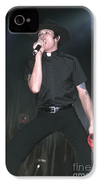 Stone Temple Pilots IPhone 4 / 4s Case by Concert Photos