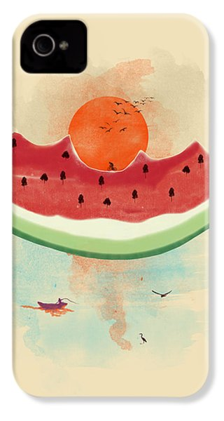 Summer Delight IPhone 4 Case by Neelanjana  Bandyopadhyay