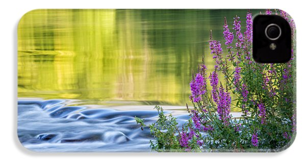 Summer Reflections IPhone 4 Case by Bill Wakeley