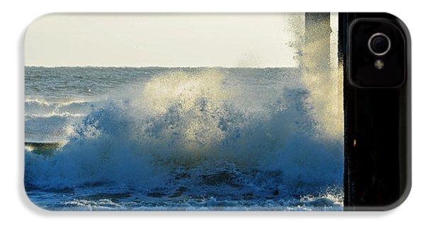 IPhone 4 Case featuring the photograph Sun Splash II by Anthony Baatz