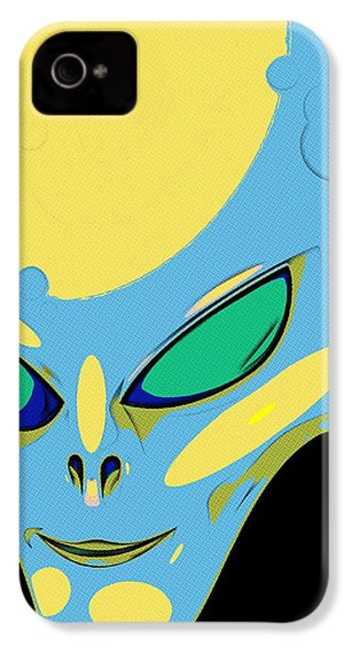Take Me To Your Leader IPhone 4 Case