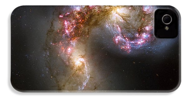 Tangled Galaxies IPhone 4 Case