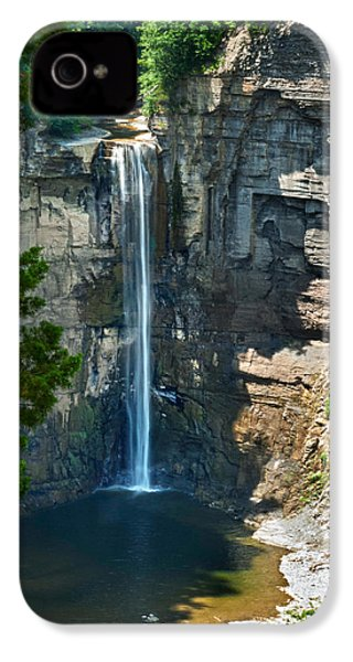 Taughannock Falls IPhone 4 Case by Christina Rollo
