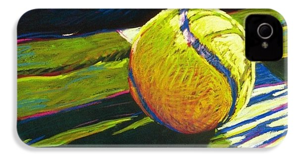 Tennis I IPhone 4 / 4s Case by Jim Grady