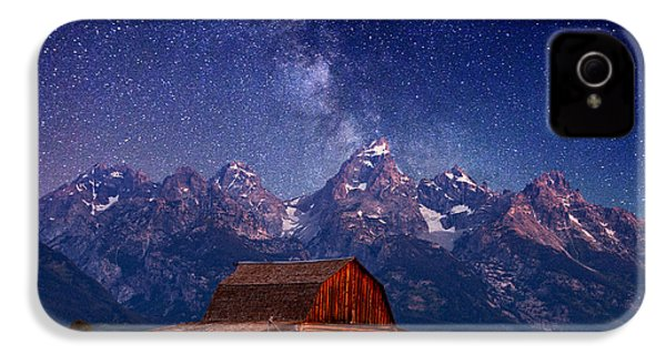 Teton Nights IPhone 4 Case