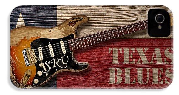 Texas Blues IPhone 4 Case