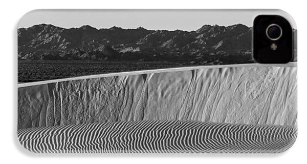 Textures Of Dune IPhone 4 Case