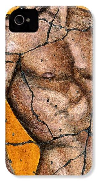 Thaddeus - Study No. 1 IPhone 4 Case