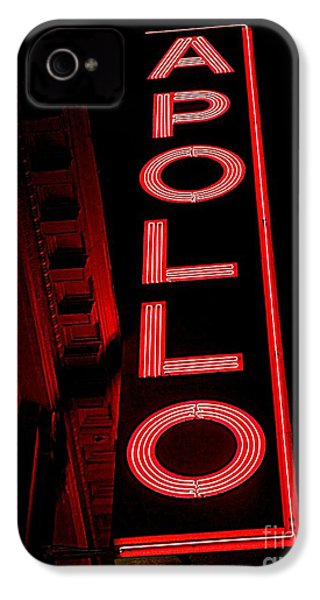 The Apollo IPhone 4 / 4s Case by Ed Weidman