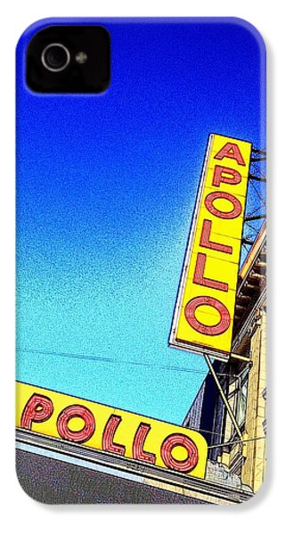 The Apollo IPhone 4 / 4s Case by Gilda Parente
