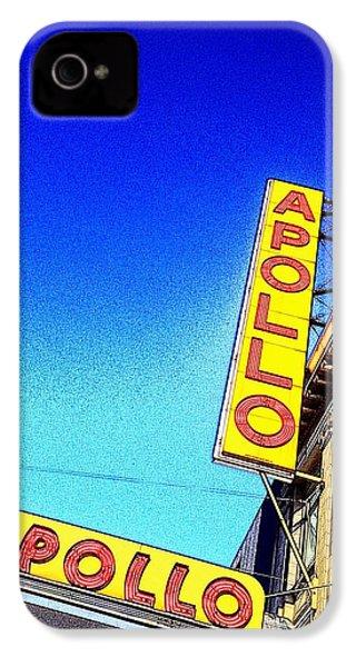 The Apollo IPhone 4 Case by Gilda Parente