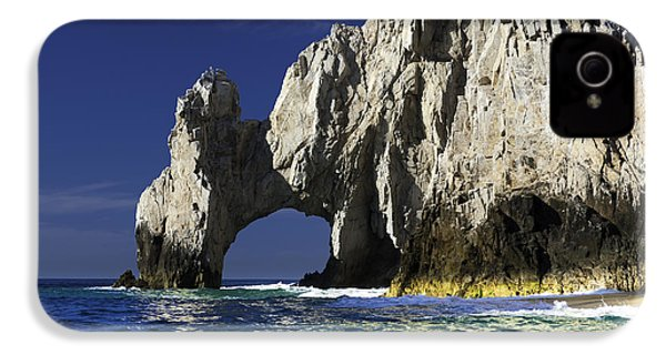 The Arch Cabo San Lucas IPhone 4 Case by Sebastian Musial