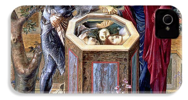 The Baleful Head, C.1876 IPhone 4 / 4s Case by Sir Edward Coley Burne-Jones