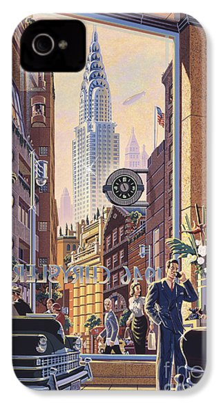 The Chrysler IPhone 4 Case