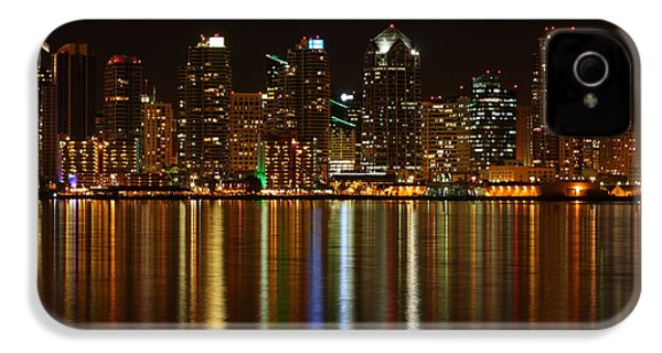 IPhone 4 Case featuring the photograph The Colors Of San Diego by Nathan Rupert