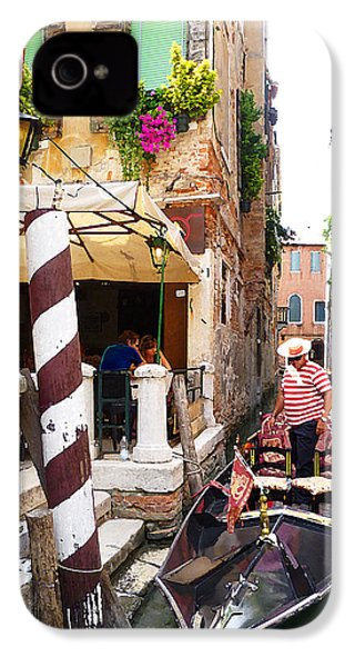 The Colors Of Venice IPhone 4 Case