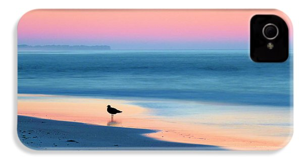 The Day Begins IPhone 4 Case by JC Findley