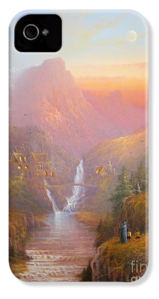 The Fellowship Of The Ring IPhone 4 / 4s Case by Joe  Gilronan