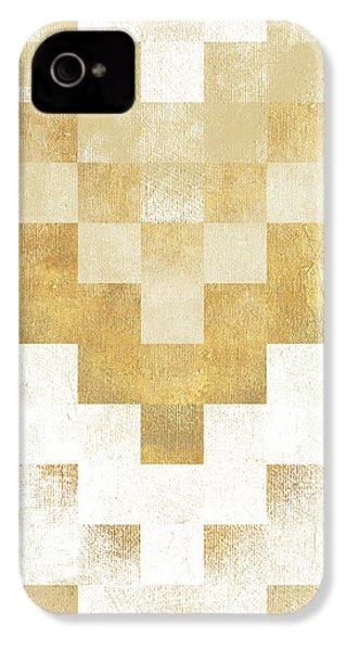 The Golden Path IPhone 4 Case by Hugo Edwins