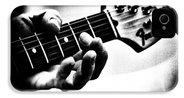 The Guitar IPhone 4 Case