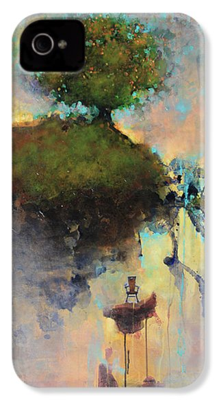 The Hiding Place IPhone 4 / 4s Case by Joshua Smith