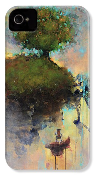 The Hiding Place IPhone 4 Case by Joshua Smith
