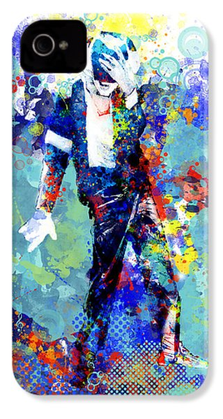 The King IPhone 4 Case