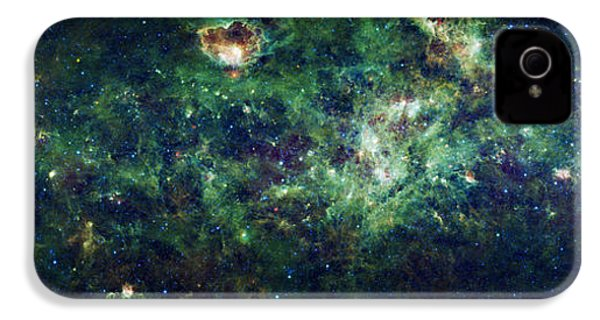 The Milky Way IPhone 4 / 4s Case by Adam Romanowicz