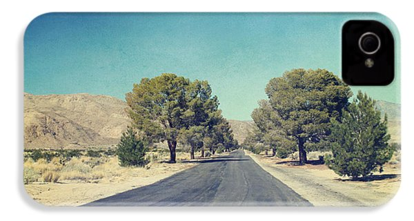 The Roads We Travel IPhone 4 Case by Laurie Search