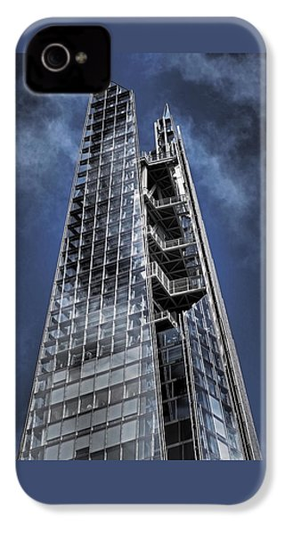 The Shards Of The Shard IPhone 4 Case