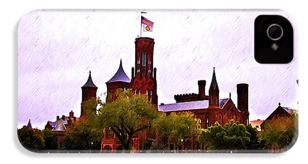 The Smithsonian IPhone 4 / 4s Case by Bill Cannon