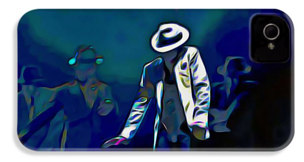 The Smooth Criminal IPhone 4 / 4s Case by  Fli Art
