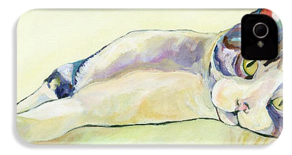 The Sunbather IPhone 4 Case by Pat Saunders-White