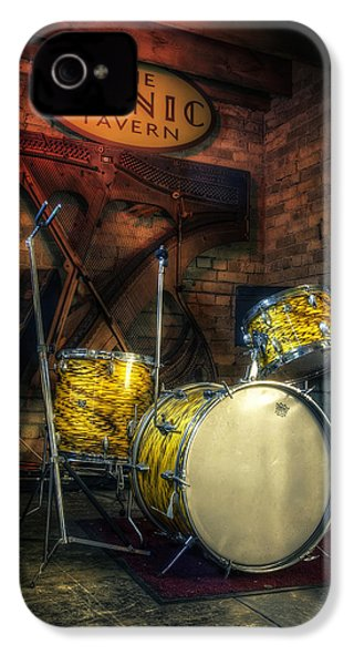 The Tonic Tavern IPhone 4 Case by Scott Norris