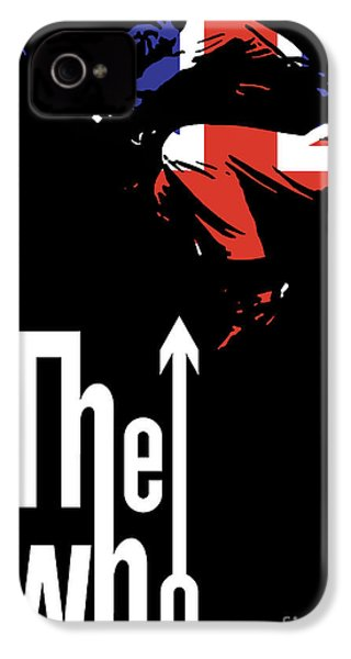 The Who No.01 IPhone 4 Case
