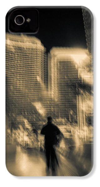 IPhone 4 Case featuring the photograph The World Is My Oyster by Alex Lapidus