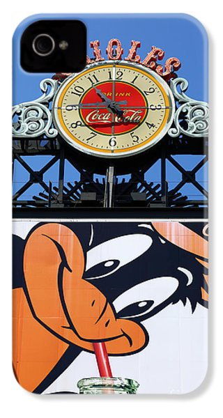 Thirsty Oriole IPhone 4 Case