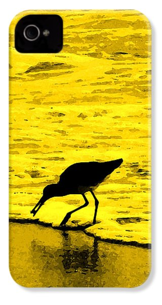 This Beach Belongs To Me IPhone 4 Case by Ian  MacDonald