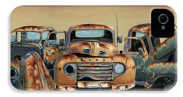 Three Amigos IPhone 4 Case by John Wyckoff