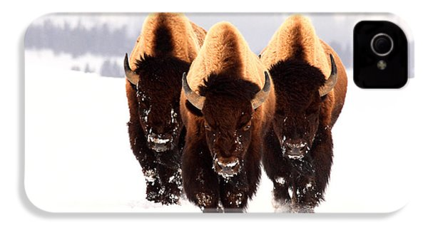 Three Amigos IPhone 4 Case by Steve Hinch