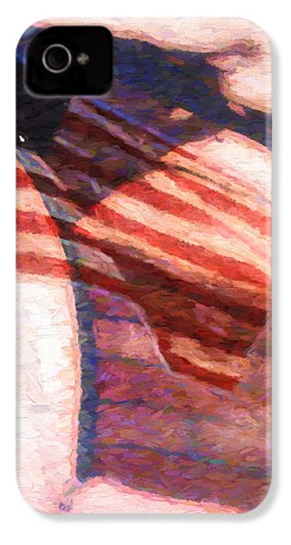 Through War And Peace IPhone 4 Case